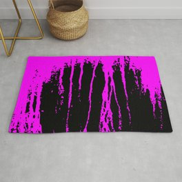 Scratched Paint Rug