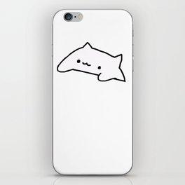 Bongo Cat Meme iPhone Skin