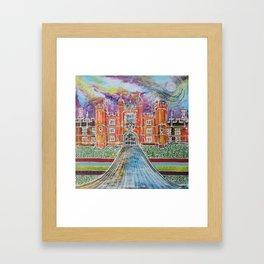 Hampton Court Framed Art Print