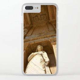 Ephesus Clear iPhone Case