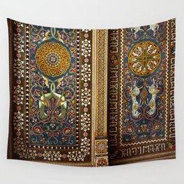 Sicilian ART NOUVEAU Wall Tapestry