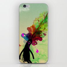i m p r o v v i s a m e n t e iPhone & iPod Skin