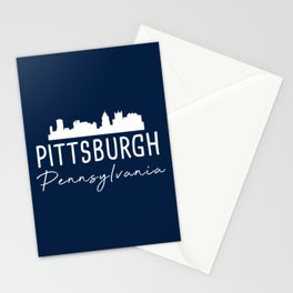 Pittsburgh Pennsylvania Stationery Cards