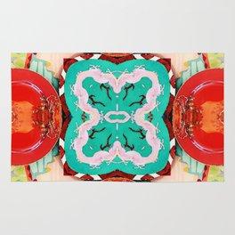 Plate No.1 Rug