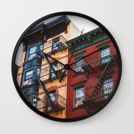 Soho XIV Wall Clock