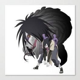 Naruto Orochimaru Canvas Print