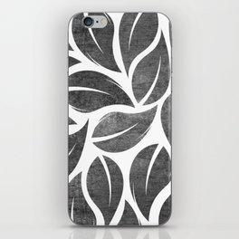 falling leaves VIII iPhone Skin