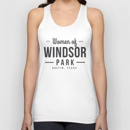Women of Windsor Park Merch Unisex Tank Top