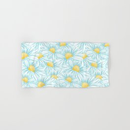 Flowers Hand & Bath Towel