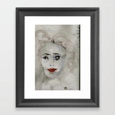 Twilight zone Framed Art Print