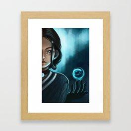 Bender Katara Framed Art Print