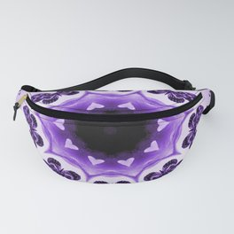 All things with wings (purple) Fanny Pack