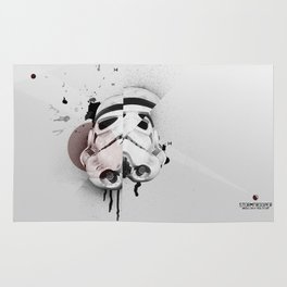 Stormtrooper: Based on a true story Rug