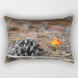 Hammock Hills Mushroom 2014 Rectangular Pillow