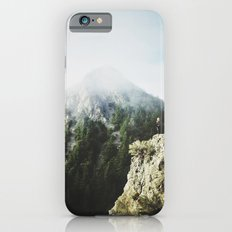 She saw the mountain mist iPhone 6s Slim Case