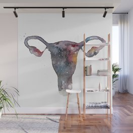 The Uterverse Wall Mural