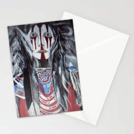 Soldier Native Stationery Cards