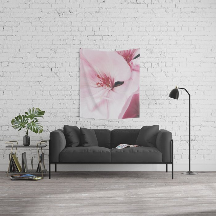 Flowers 184 Wall Tapestry