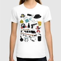 breaking T-shirts featuring Artifacts: Breaking Bad by Josh Ln