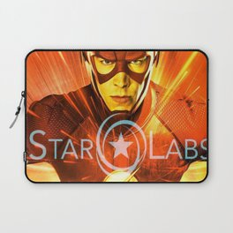 The Star Of Star Labs Laptop Sleeve