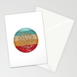 Retro Biology Stationery Cards