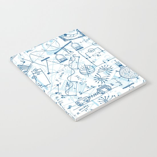 School chemical #4 Notebook