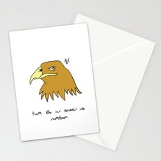 The Eagle and England Stationery Cards