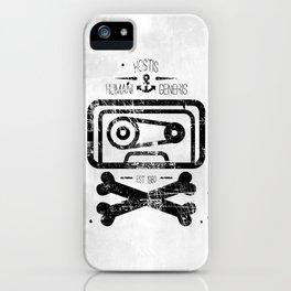 Pirate Tape iPhone Case