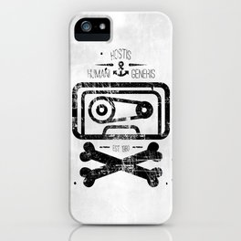 Pirate Tape iPhone Case