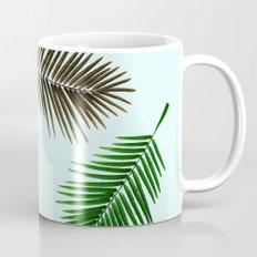 Tropical leaves #society6 Mug