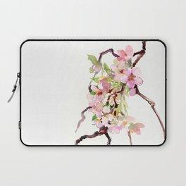 Cherry Blossom Branch, Sakura Blossom Laptop Sleeve