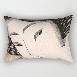 Geisha Rectangular Pillow