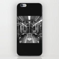 New York Subway Car iPhone & iPod Skin