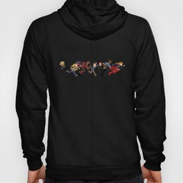 Superfriends Hoody