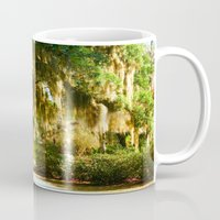 georgia Mugs featuring Georgia by Raymond Earley