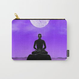 Third Eye chakra. Carry-All Pouch