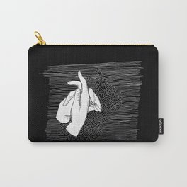 Unknown Pleasures - Shadowplay - Joy Bunny Division Carry-All Pouch