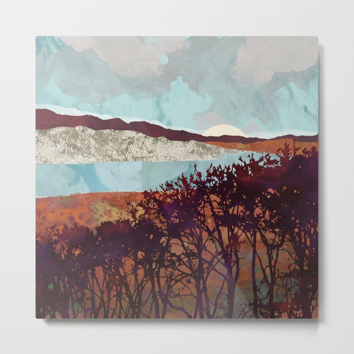 Fall Foliage Metal Print