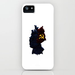 Cold War Veteran 1947 1991 Cool Distressed American Holiday Cool Gift Humor Pun Design iPhone Case