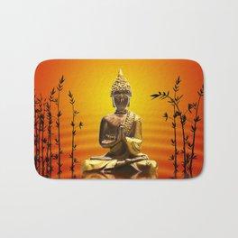 Buddha 14 Bath Mat