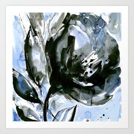 Organic Impressions No.600a by Kathy Morton Stanion Art Print