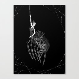 My Time to Shine Canvas Print