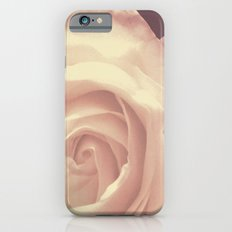 Roses are White Slim Case iPhone 6s