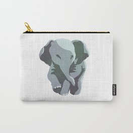 small elephant Carry-All Pouch