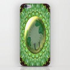 Good Luck iPhone & iPod Skin