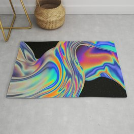 VISION OF DIVISION Rug