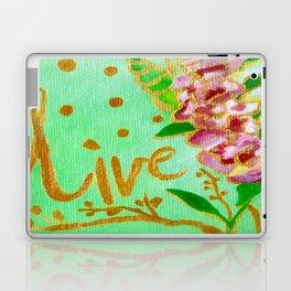 Live Everyday Laptop & iPad Skin