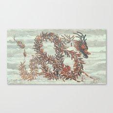 Firecrackers Canvas Print