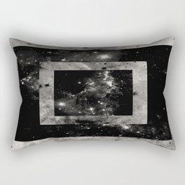 Opposite Space Rectangular Pillow