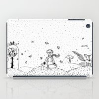 the little prince iPad Cases featuring Little Prince by nelasnow